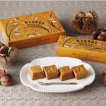 資生堂パーラーの季節チーズケーキ♪『秋のチーズケーキ(マロン)』限定発売