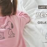 <ジェラート ピケ>PEANUTSとコラボレーションした新商品を発売