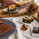 ちょっと早めの秋を感じるスイーツ♪お取り寄せの人気シリーズ「生ガトーショコラ -和栗-」「チョコレートサンドクッキー -マロン-」が順次発売。