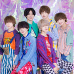"""The contemporary princes """"9bic"""" appear in the HARAJUKU POP! Special Interview Part ONE"""