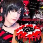 【ゴスハロウィン】Cake withと江崎びす子のコラボケーキが当たるキャンペーン開始!