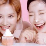 韓国コスメA'pieuより日本限定の新商品「アピュー ジューシーパン スキンケアプライマー」が本日発売 TWICEのサナ・ダヒョン出演のWEB動画公開!