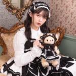 声優アーティストの上坂すみれちゃんが原宿POP表紙に登場♡BABY&PIRATESの最新ロリータコーデをご紹介!