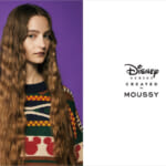 MOUSSY(マウジー)スペシャルコレクション「Disney SERIES CREATED by MOUSSY」2021 WINTER COLLECTION発売
